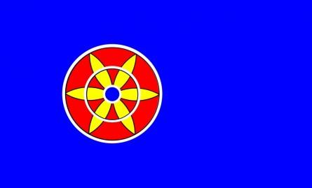 Kvenlandsforbundet-flagg