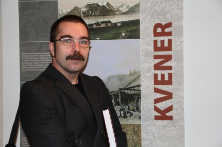 Tromsø Kven-forenings leder