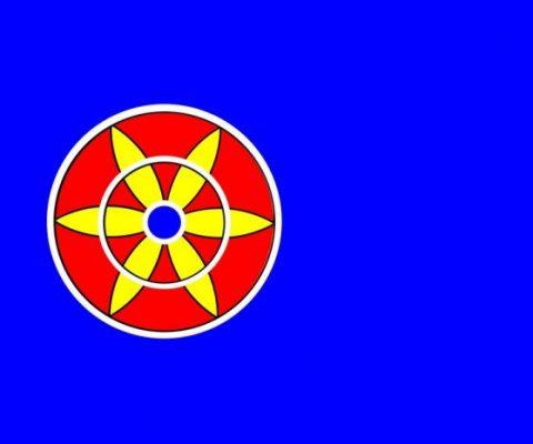 Kvenene har fått sitt felles flagg!