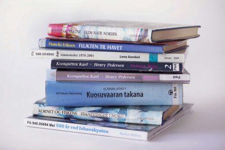 Nytt nettsted – Kvensk bibliotektjeneste