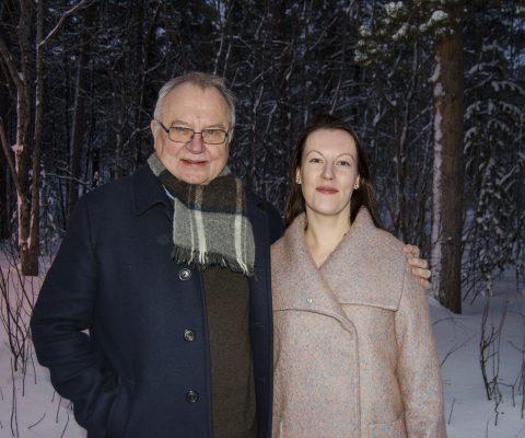 Julebrev fra leder og nestleder i NKF-RK