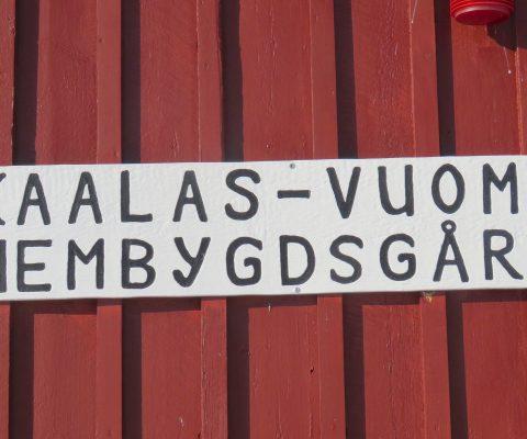 Sommeren 2018: Leir i Kiruna