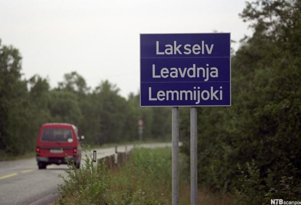 I Lakselv lever kvensk språk