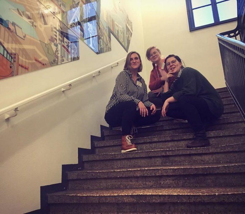 NKF-RK deltok på Kontaktforum 20.-21.11. i Oslo