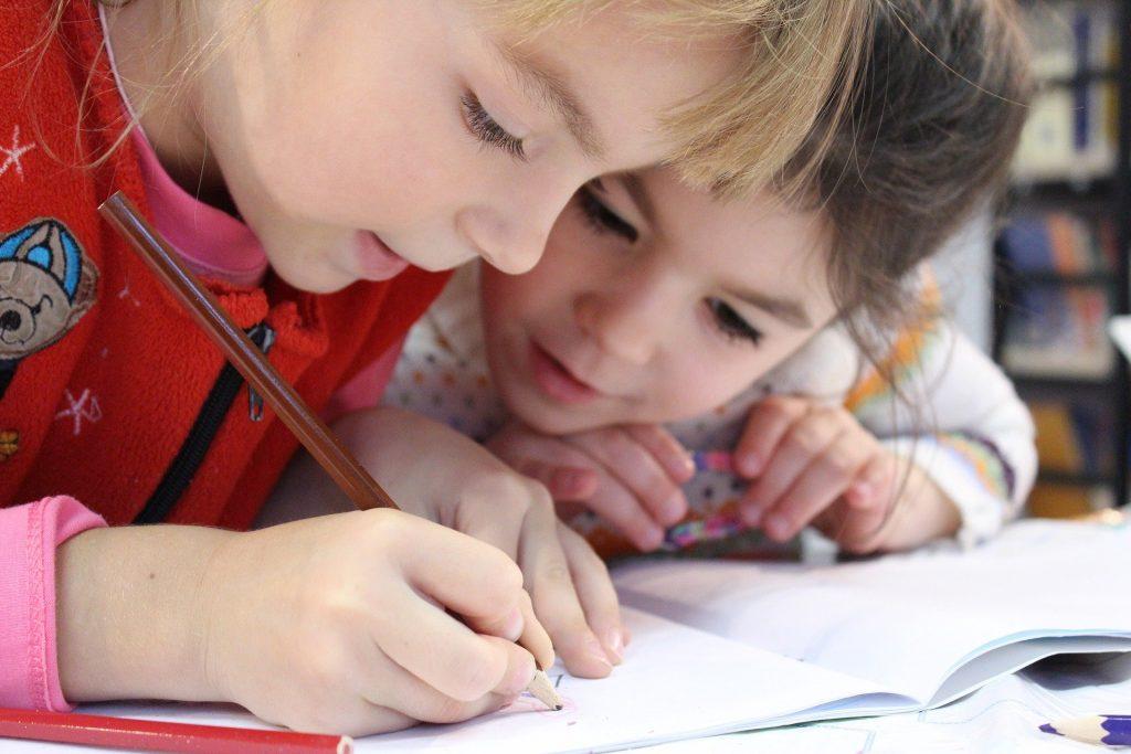 Barn og læremidler