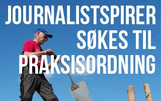 Ruijan Kaiku søker to journalistpraktikanter