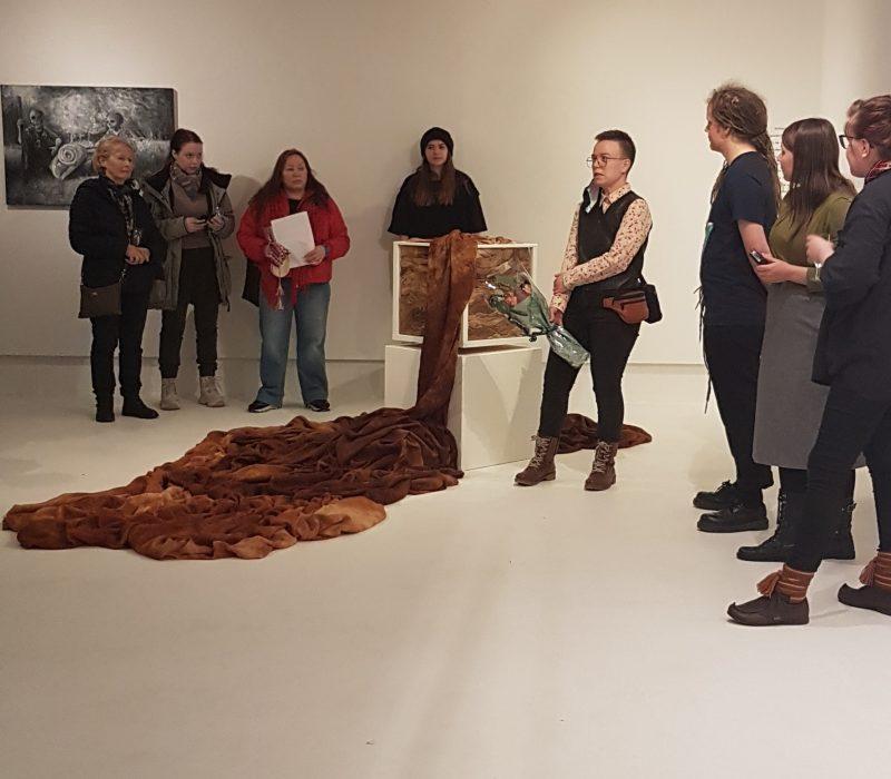 Tale til åpningen av Young Arctic Artists i Alta